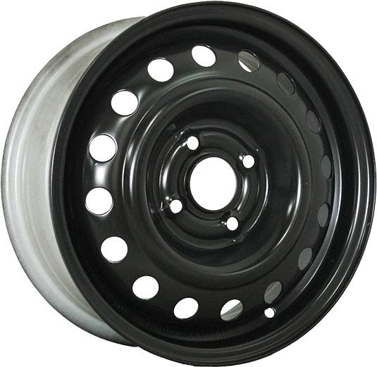 SDT U5049A 5.5x14/4x100 ET49 D56.6 Black