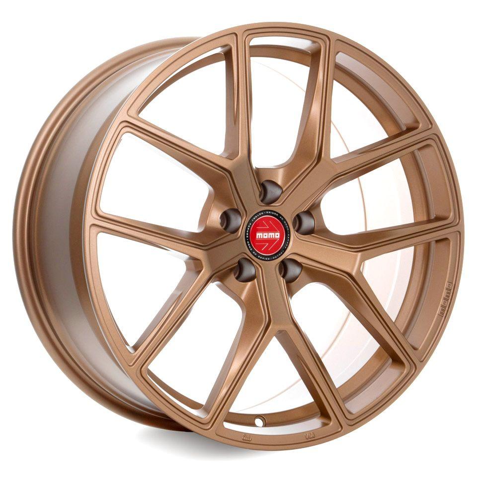 Литой диск MOMO SUV RF-01 Golden Bronze 9,0x19 5x120 ET35 DIA74,1