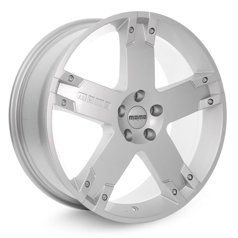 Литой диск MOMO STORM G.2 Silver 8,5x20 5x112 ET45 DIA73,1