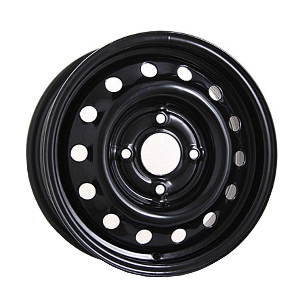 Штампованный диск Accuride 21700-3101015-01 Черный 5,5x14 4x98 ET35 DIA58,6