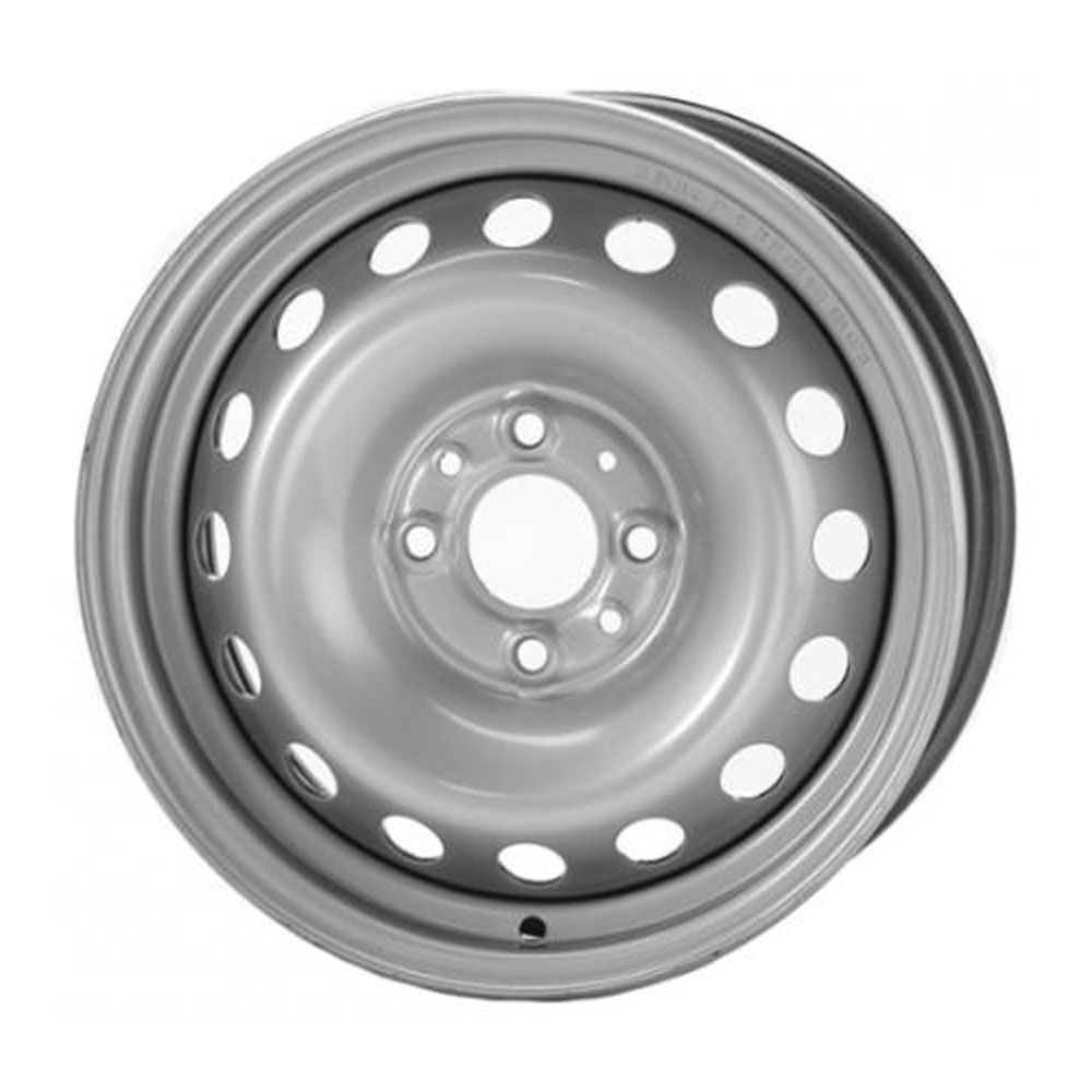Штампованный диск Magnetto 13001 S AM silver 5,0x13 4x98 ET35 DIA58,6