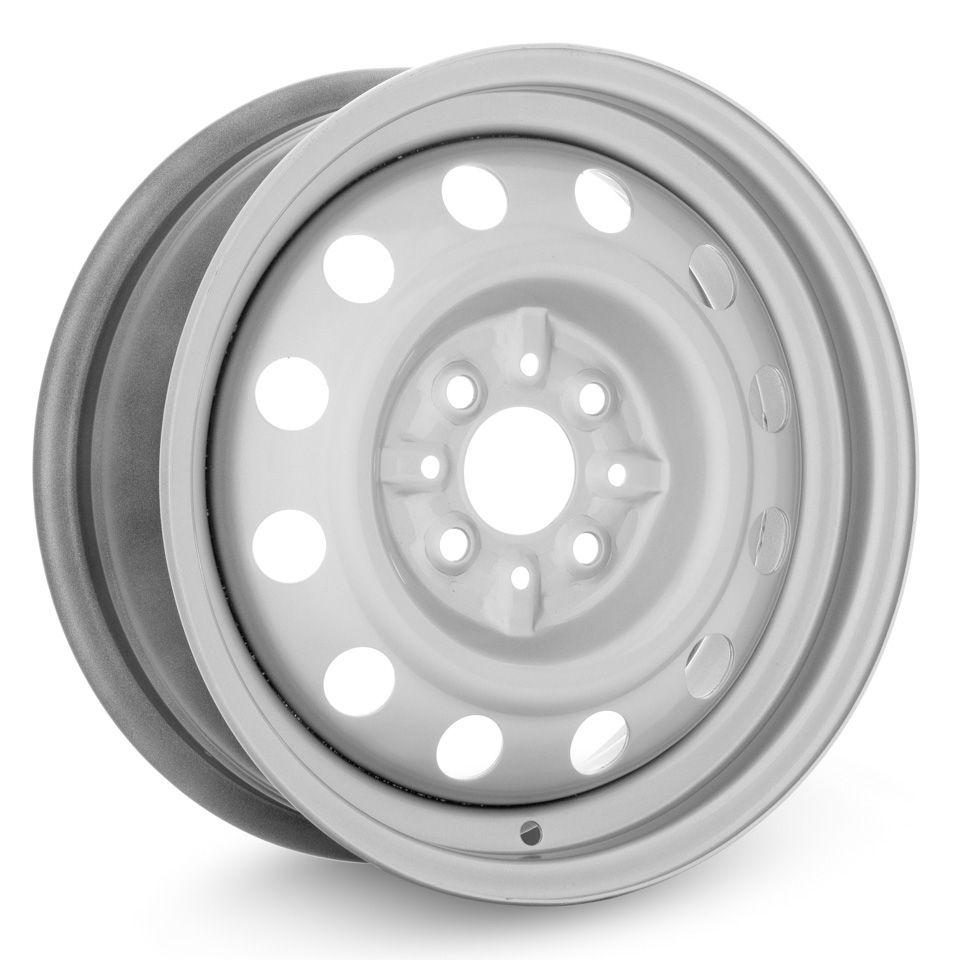 Штампованный диск ТЗСК 00000000464 Серебро 5,5x14 4x98 ET35 DIA58,6